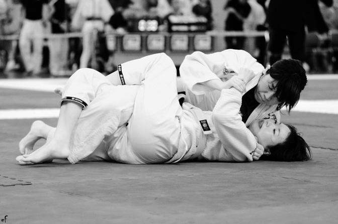O Jiu-Jitsu